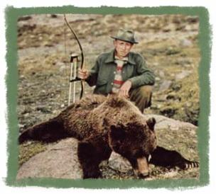 Fred Bear Hunting