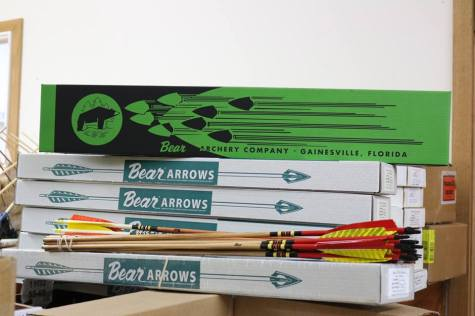 Bear Arrow Boxes