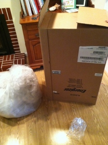 Free Cardboard Box & Pallet Wrap