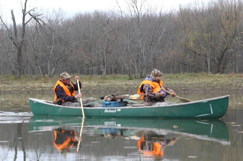 Canoe Buddies 2
